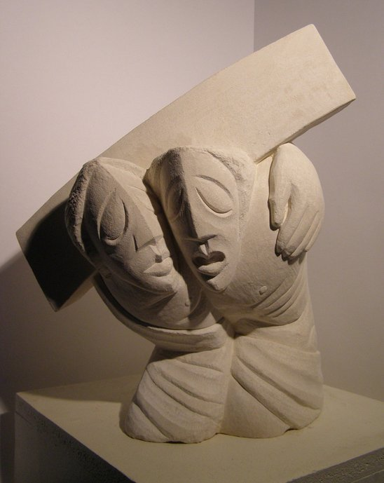 nick mynheer sculpture